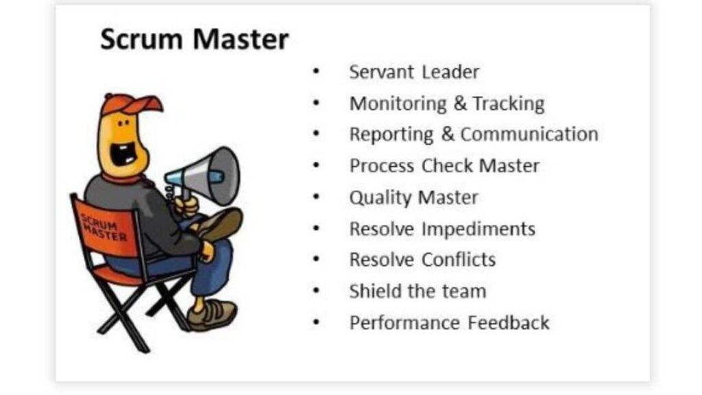 Scrum Master Responsibilities