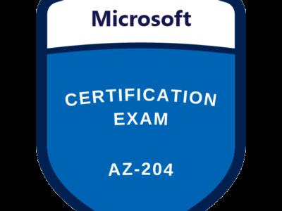 AZ-204 – Developing Solutions for Microsoft Azure Practice Exam